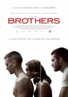Brothers - Italian Movie Poster (xs thumbnail)