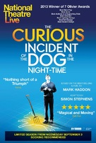National Theatre Live: The Curious Incident of the Dog in the Night-Time - British Movie Poster (xs thumbnail)