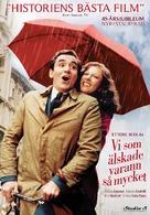 C'eravamo tanto amati - Swedish Movie Poster (xs thumbnail)