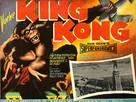 King Kong - Mexican Movie Poster (xs thumbnail)