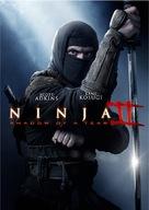 Ninja: Shadow of a Tear - DVD cover (xs thumbnail)