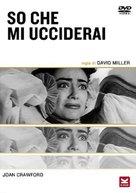 Sudden Fear - Italian DVD cover (xs thumbnail)