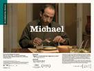 Michael - British Movie Poster (xs thumbnail)