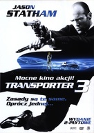 Transporter 3 - Polish Movie Cover (xs thumbnail)