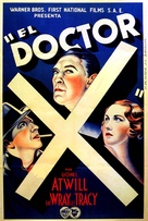 Doctor X - Spanish Movie Poster (xs thumbnail)