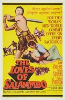 Salambò - Movie Poster (xs thumbnail)