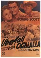 Western Union - German Movie Poster (xs thumbnail)