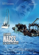 Quando sei nato non puoi più nasconderti - Spanish Movie Poster (xs thumbnail)