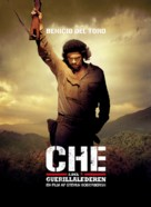 Che: Part Two - Danish Movie Poster (xs thumbnail)