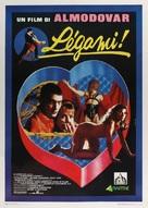 ¡Átame! - Italian Movie Poster (xs thumbnail)