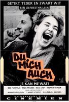 Du mich auch - Dutch Movie Poster (xs thumbnail)