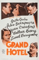 Grand Hotel - Re-release poster (xs thumbnail)