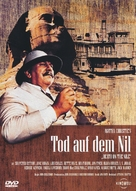 Death on the Nile - German DVD cover (xs thumbnail)