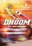 Dhoom - German DVD cover (xs thumbnail)