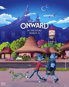 Onward - Movie Poster (xs thumbnail)