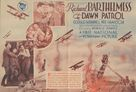The Dawn Patrol - Movie Poster (xs thumbnail)