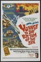 Voyage to the Bottom of the Sea - Movie Poster (xs thumbnail)
