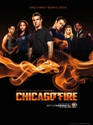 """""""Chicago Fire"""" - Movie Poster (xs thumbnail)"""