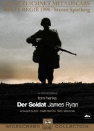 Saving Private Ryan - German DVD cover (xs thumbnail)