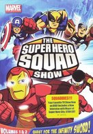 """""""The Super Hero Squad Show"""" - DVD movie cover (xs thumbnail)"""