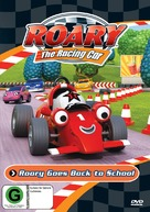 """Roary the Racing Car"" - New Zealand DVD cover (xs thumbnail)"