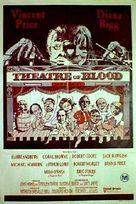 Theater of Blood - Australian Movie Poster (xs thumbnail)