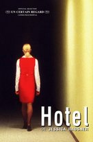 Hotel - French poster (xs thumbnail)