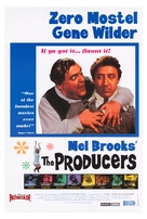 The Producers - Re-release poster (xs thumbnail)