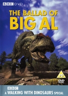 Allosaurus - British DVD cover (xs thumbnail)