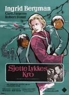 The Inn of the Sixth Happiness - Danish Movie Poster (xs thumbnail)