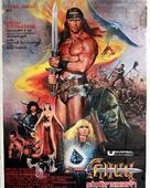 Conan The Destroyer - Thai Movie Poster (xs thumbnail)