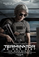 Terminator: Dark Fate - Vietnamese Movie Poster (xs thumbnail)