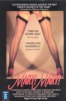 Mary! Mary! - VHS cover (xs thumbnail)
