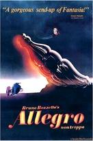 Allegro non troppo - Movie Poster (xs thumbnail)