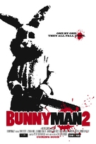 Bunnyman 2 - Movie Poster (xs thumbnail)
