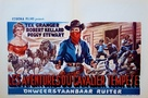 Tex Granger, Midnight Rider of the Plains - Belgian Movie Poster (xs thumbnail)