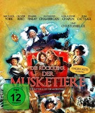 The Return of the Musketeers - German Movie Cover (xs thumbnail)