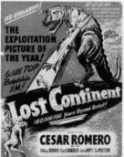 Lost Continent - poster (xs thumbnail)