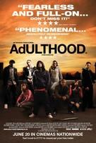 Adulthood - British Movie Poster (xs thumbnail)