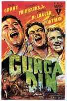 Gunga Din - Spanish Movie Poster (xs thumbnail)