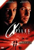The X Files - Italian Movie Cover (xs thumbnail)