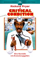 Critical Condition - German DVD cover (xs thumbnail)