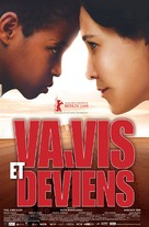 Va, vis, et deviens - French Movie Poster (xs thumbnail)