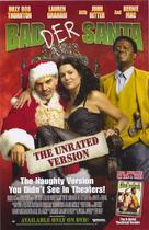 Bad Santa - Video release movie poster (xs thumbnail)
