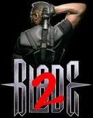 Blade 2 - DVD cover (xs thumbnail)