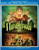 ParaNorman - Russian Blu-Ray movie cover (xs thumbnail)