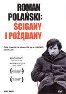 Roman Polanski: Wanted and Desired - Polish DVD cover (xs thumbnail)