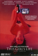This Girl's Life - German DVD cover (xs thumbnail)