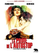 Autostop rosso sangue - French DVD cover (xs thumbnail)
