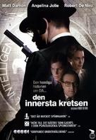 The Good Shepherd - Swedish Movie Cover (xs thumbnail)